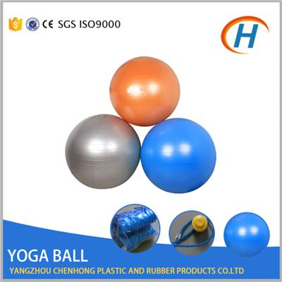 Yoga Ball Benefits