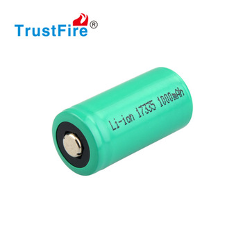 CR123A Lithium Rechargeable Battery