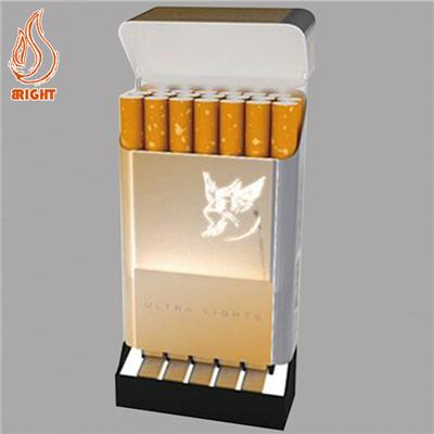 Packet Shaped Cigarette Dispenser