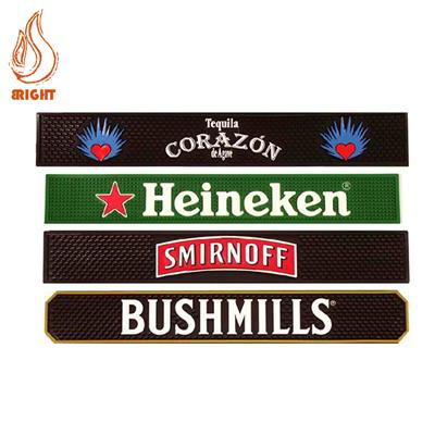Promotion PVC Bar Mats With Custom Logo