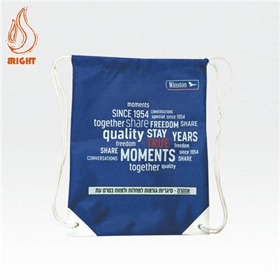 Custom Logo Draw String Bag For Promotion