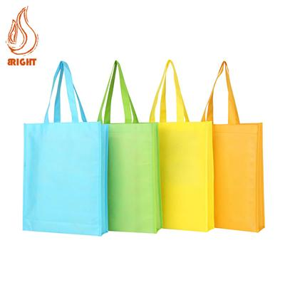 Promotion Non-woven Hand Bag With Logo Printing