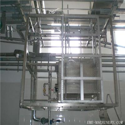 Pig Abattoir Hooks Sterilizing Device