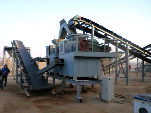 Key Devices Equipped for Coal Briquetting Plant