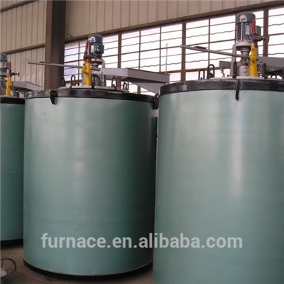 Pit Type Quenching Carburizing Furnace