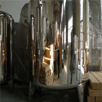 Stainless Steel Feed Tank