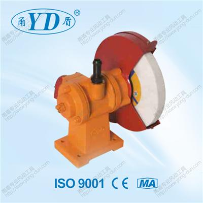Used In Grinding Of Large And Medium-sized Casting Sprue And Riser Pneumatic Grinder