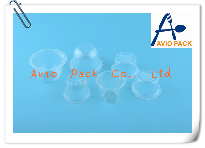 EVOH high barrier jelly cup