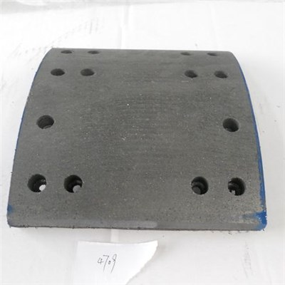 4709 Non-metallic Brake Lining