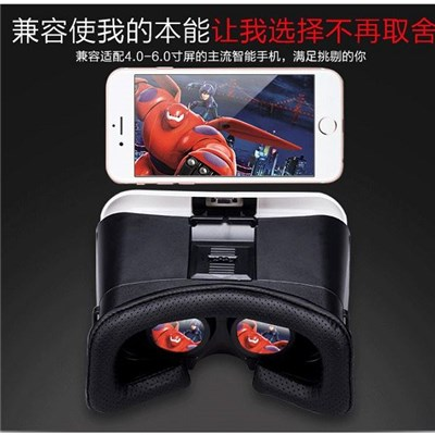 Electric 3D Virtual Reality Glasses