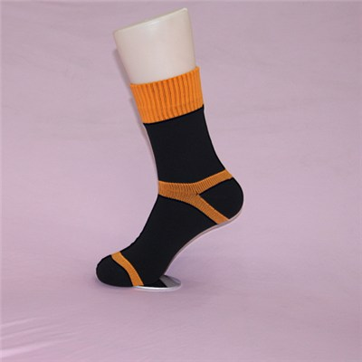 Black And Grey Waterproof Socks For Men