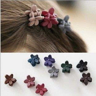 2015 South Korean Children Baby Small Catch Hair, Mini Flower Small Hair Hairpin Headdress Flower Ornaments,Welcome To Sample Custom