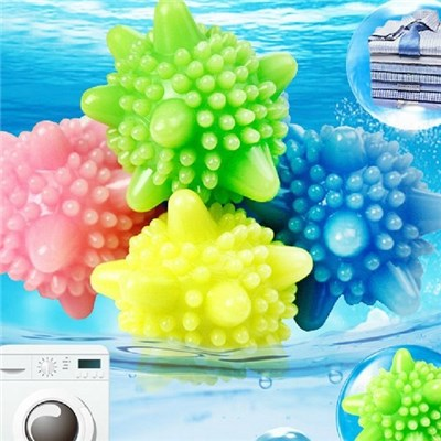 Magic Solid Decontamination Winding Laundry Ball, Super Strong Decontamination Environmentally Clean Ball, Wash Protect The Ball,Welcome To Sample Custom