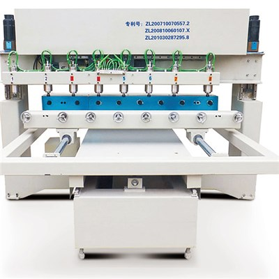 Multi Head 4 Axis CNC Router