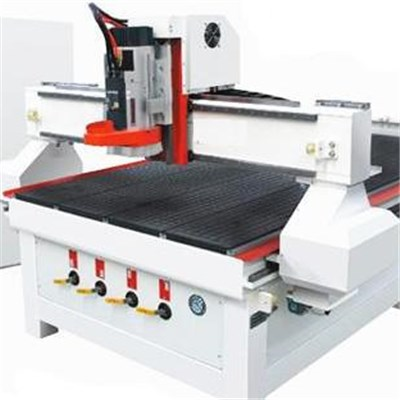 Linear Tool Changer Cnc Router