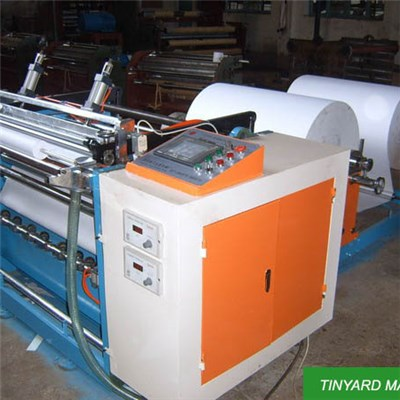 Till Paper Roll Slitting Machine