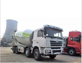 Shacman D'long F3000 Concrete Mixer Truck