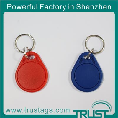 High Quality Low Cost Contactless Rfid Keyfob Made By Professiinal Supplier