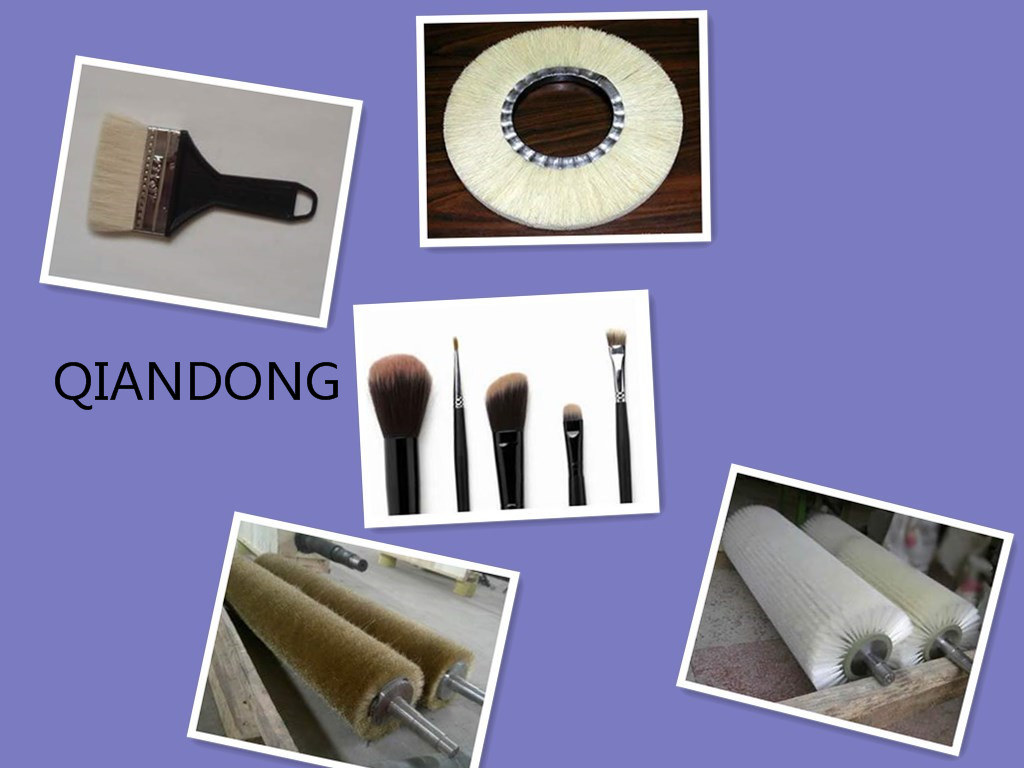 various kinds brushes