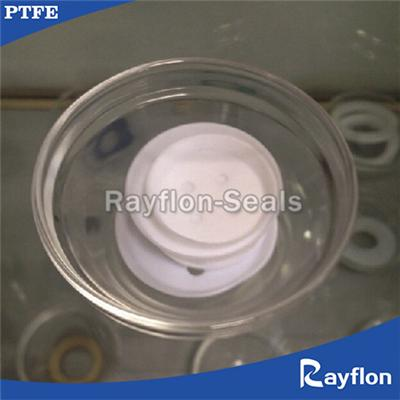 Virgin PTFE Piston Seals