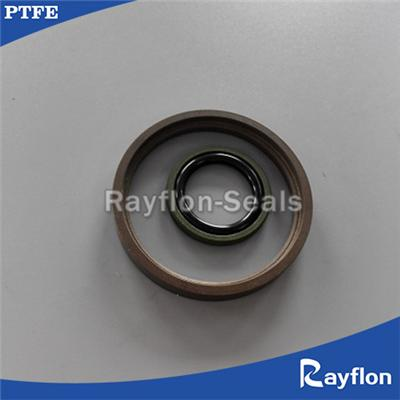 PTFE Step Rings GLYD Rings