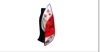 For CHERY A1 Auto Tail Lamp