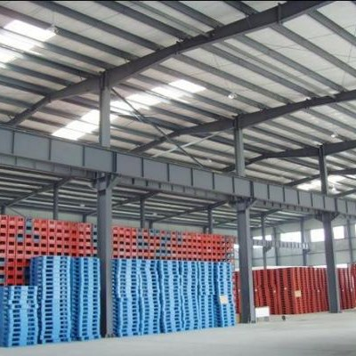 Steel Structural Warehouse