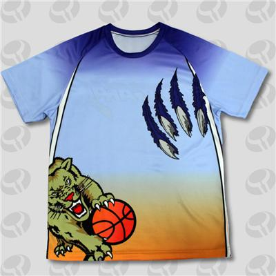 2015 New Style Sublimated Custom T-shirt