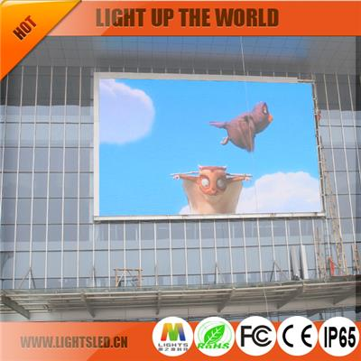 8 smd outdoor led screen for sale
