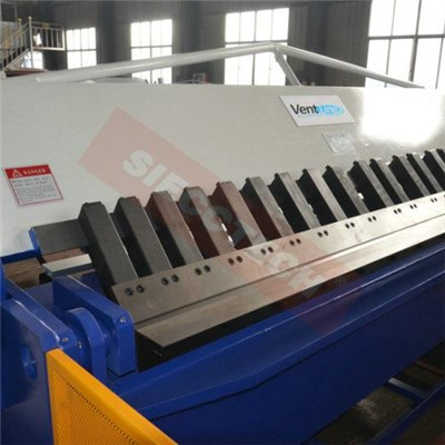 Hydraulic Folding Mchine