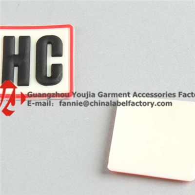 Manufacturer High Quality Silicone Label