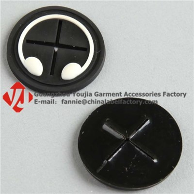Headphone PVC Label
