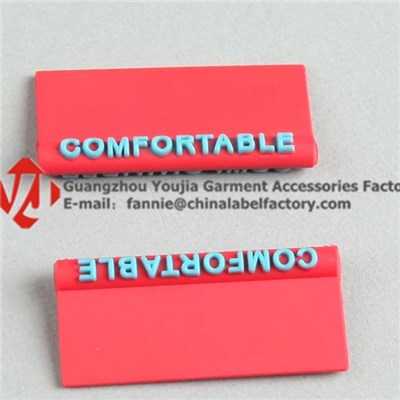 New Style Silicone PVC Rubber Label