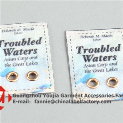 Wholesale Garment Woven Tag