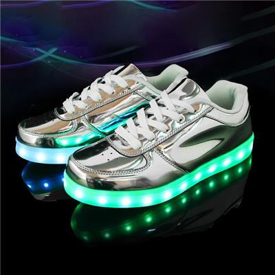 LED Shoes 2016 New Style Unisex Light Shoes Men & Women Lighted Casual Shoes LED Sneakers