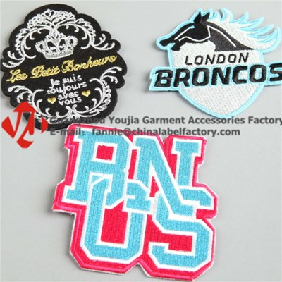 Factory Supply Cheap Woven Badge/Patch