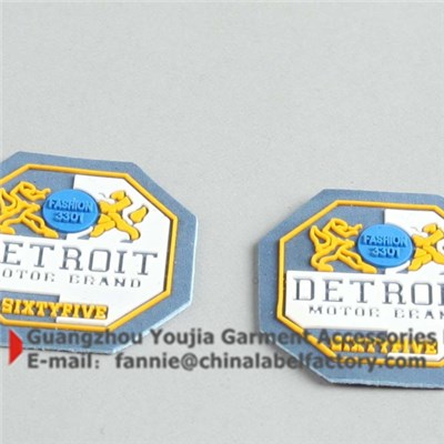 Factory Direct Sale PU Label