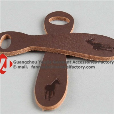 Cheap Price Custom Leather Zipper Head