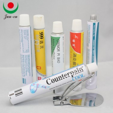 Pharmaceutical Cream Packaging Tube