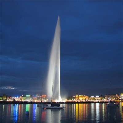 Super-high Fountain