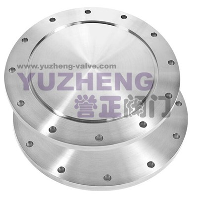 Bolted Blank Flange