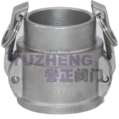 Camlock Coupling With Female And Welding Head