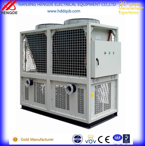 Air screw chiller,cooling system