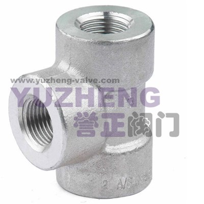 High Pressure Thread Fitting 3000LB
