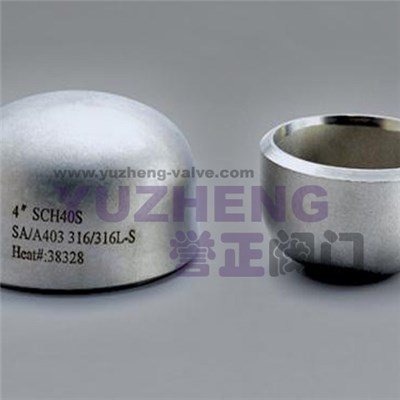 Stainless Steel Industry Cap