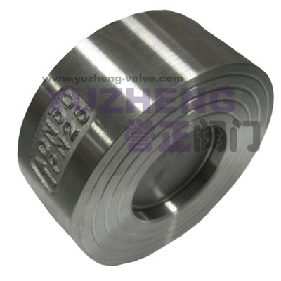 Single Disc Check Valve Wafer Type(H71)