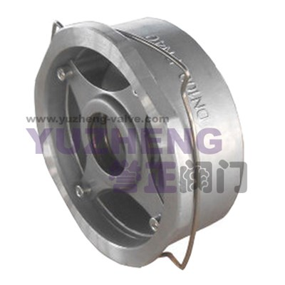 Wafer Type Single Disc Lift Type Check Valve