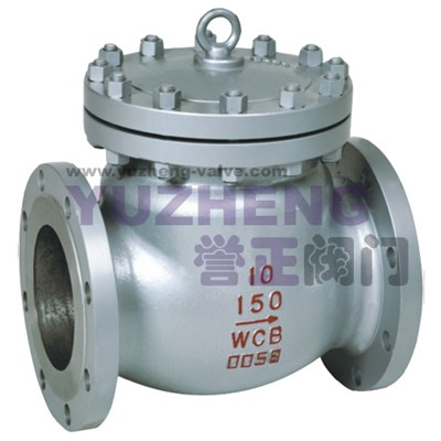 JIS Flanged Swing Check Valve