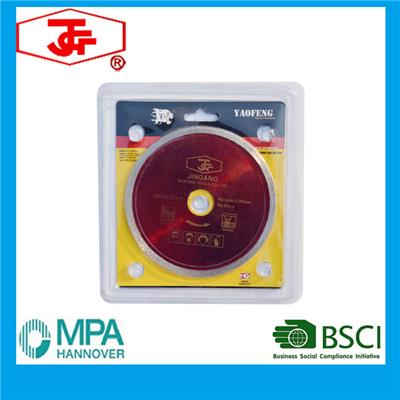 125mm Diamond Saw Blade For Wet Cutting