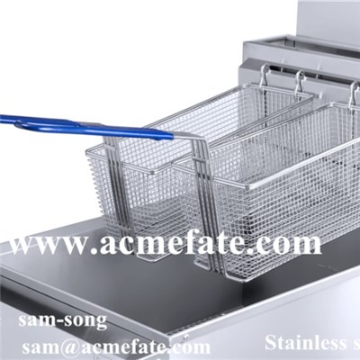 Stainless Steel Fryer